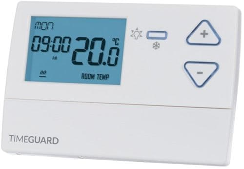 Timeguard TRT035N7 Day Programmable Room Thermostat with Frost Protection