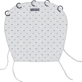 Dooky Sun Shade (Grey Crown)