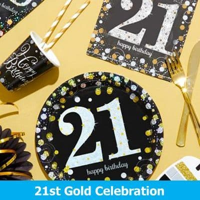 21st Gold Celebration