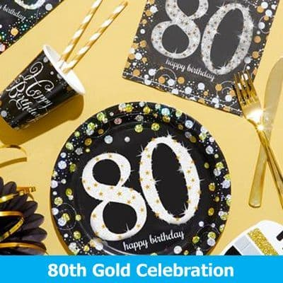 80th Gold Celebration