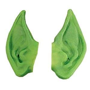 Accessories: Green Leprechuan/Pixie Ears