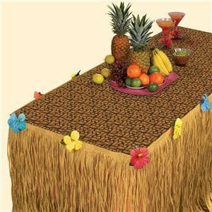 Accessory: Luau Buffet / Drinks Table Kit