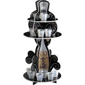 Accessory: New Year Decorations New Year Shot Glass Holder - 57cm (each)