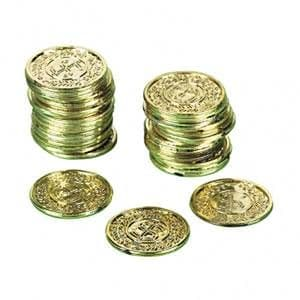 Accessory: Pirate Treasure Coins (72pk