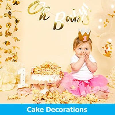 Baby Cake Decorations