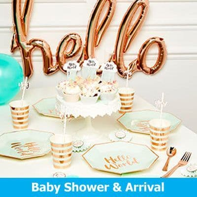 Baby Shower & Arrival Themes
