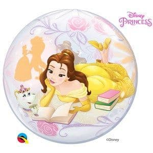 Balloon: 22'' Disney Princess Belle Beauty & The Beast - Sold deflated