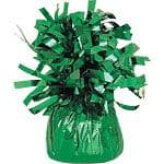 Balloon: Green Foil Balloon Weight (each)