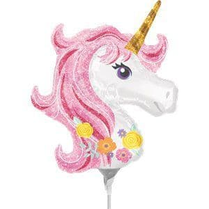 Balloon: Magical Unicorn Mini Balloon - 9