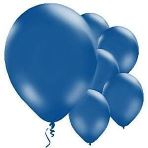 Balloons: 11'' Royal Blue Latex Balloons (10pk)