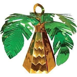 Balloons: Palm Tree Balloon Weight - 170g