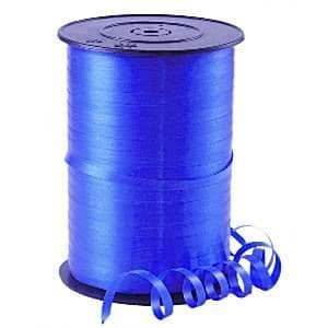 Balloons: Royal Blue Curling Balloon Ribbon - 500m (each)
