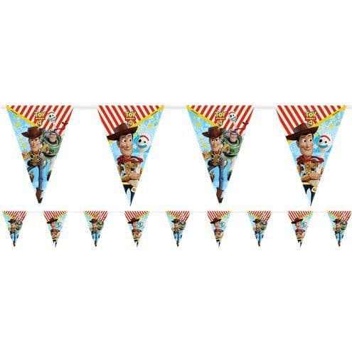 Banner: Toy Story 4 Flag Bunting