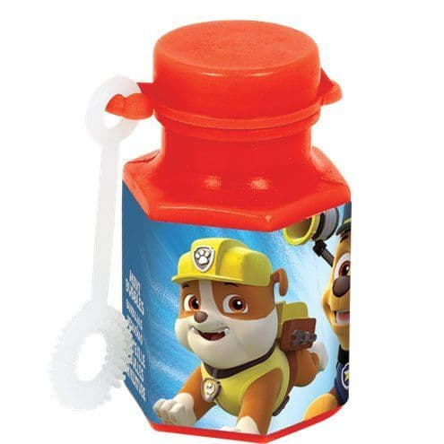 Bubbles: Paw Patrol Mini Party Bubbles x8pk