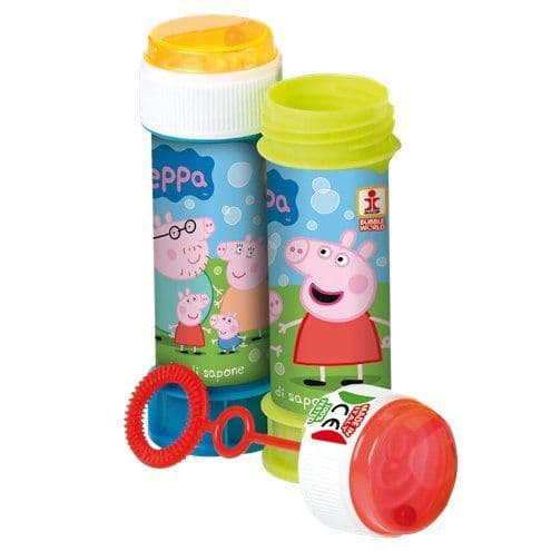 Bubbles: Peppa Pig Bubbles - 60ml x8pk