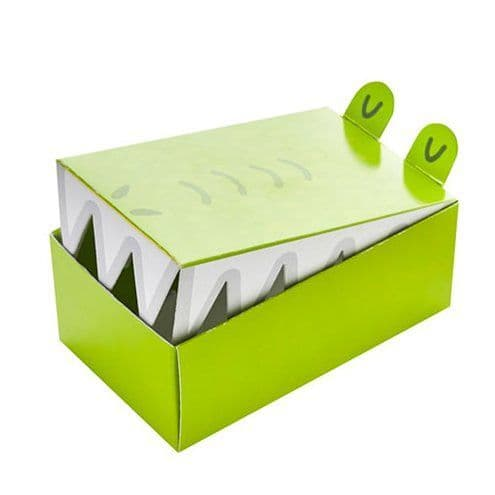 Cake Box: Croc Mini Cake Boxes x10pk