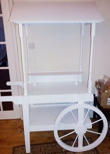 Candy Cart Hire with No extras