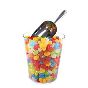Catering: Candy Buffet Medium Cylinder Container