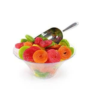 Catering: Candy Buffet Medium Flared Bowl