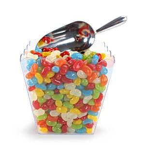 Catering: Candy Buffet Medium Scalloped Container