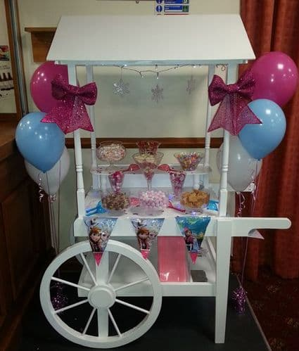 Childrens Candy Cart - A choice of candy which will easily serve 30-50 people