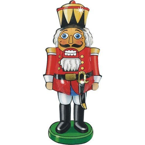 Chocolate: Nutcracker Soldier Chocolate - 10g x6pk