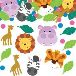 Confetti: Animal Friends Paper-Foil Confetti