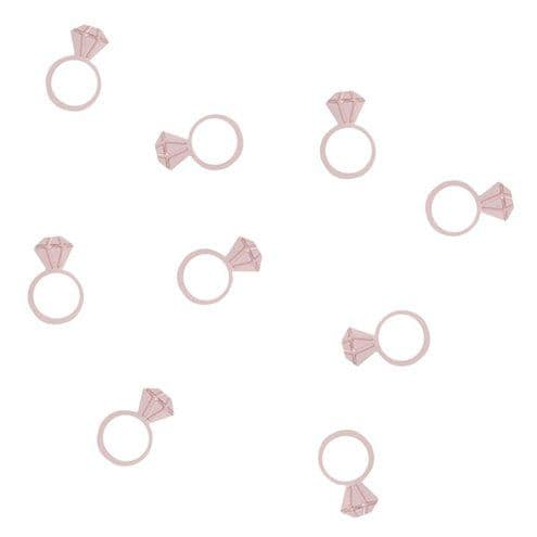 Confetti: She Said Yaaas Rose Gold Ring Confetti - 14g