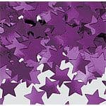 Confetti:  Stardust Table or Invite Confetti - Purple (14g bag)