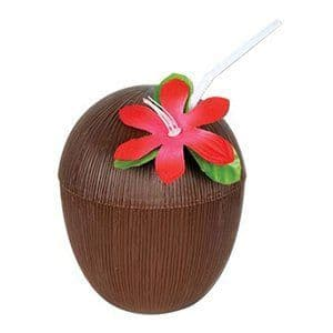 Cups: Coconut Cup - 12cm Each