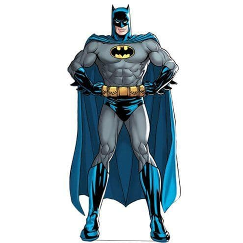 Cutout: Batman Cardboard Cutout - 195cm (each)