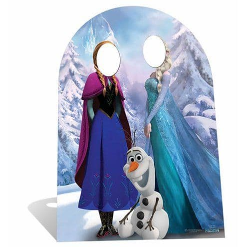 Cutout: Disney Frozen Stand In Photo Prop - 1.27m