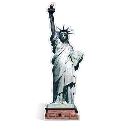 Cutout: Statue of Liberty Cardboard Cutout - 1.91m