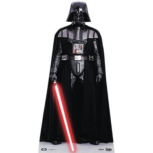 Cutouts: Star Wars Darth Vader Cardboard Cutout - 1.95m