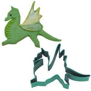 Cutter: Dragon Cookie Cutter