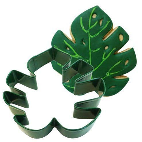Cutter: Tropical Leaf Cookie Cutter