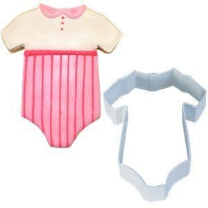 Cutters: Baby's Onesie Cookie or Biscuit Cutter
