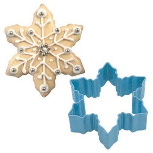 Cutters: Snowflake Cookie Cutter - 7.6cm
