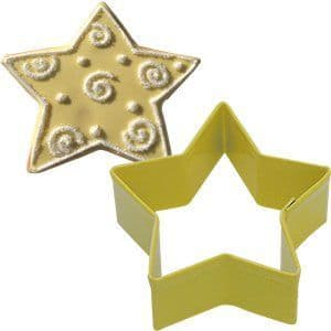 Cutters: Star Cookie or Biscuit Cutter