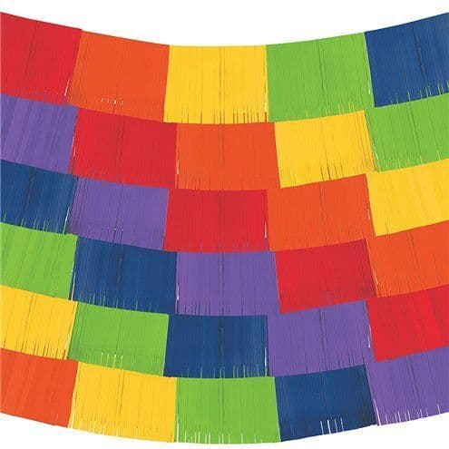Decoration: Rainbow Decorative Hanging Backdrop