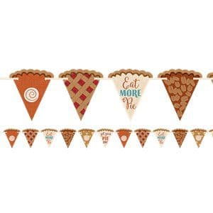 Decorations: Thanksgiving Pie Bunting