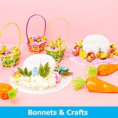 Easter Bonnets & Crafts