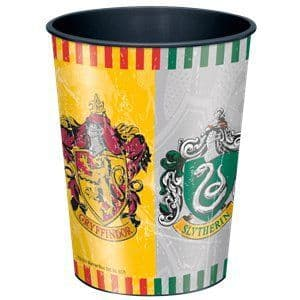 Favour Cup: Harry Potter Plastic Favour Cup - 452ml (discount the more you buy)