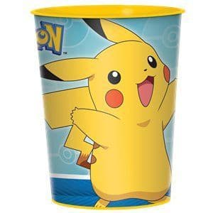 Favour Cup: Pokémon Plastic Gift Cup - 454ml (discount the more you buy)
