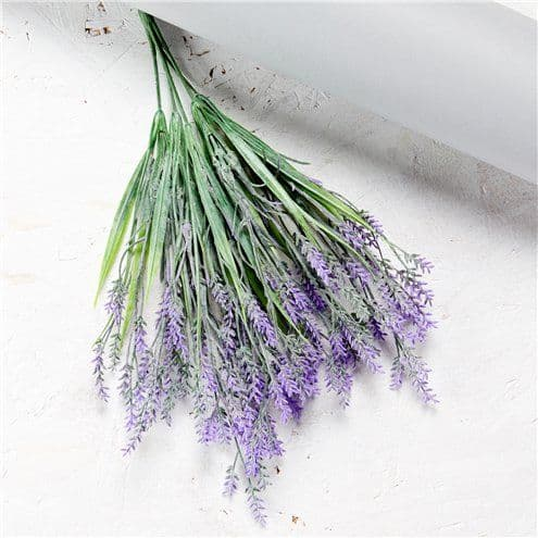 Floral: Lavender Bouquet Decoration