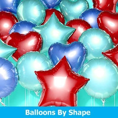 Foil Shaped Balloons