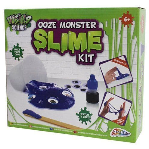 Game: Oozing Monster Slime Kit