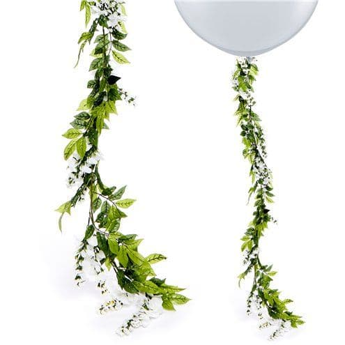 Garland: Cream Wisteria Garland - 2m