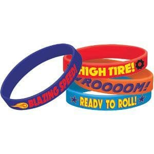 Gift: Blaze and the Monster Machines Rubber Bracelets (4pk)