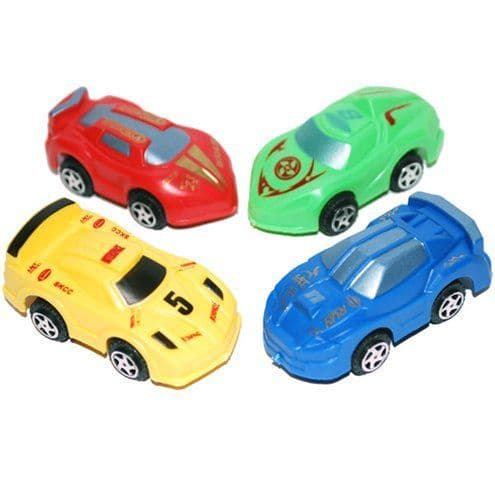 Gift: Mini Racing Car Toys x8pk